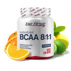 BCAA 8:1:1 Unflavored 250гр банка Be First