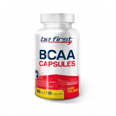 BCAA Capsules 120caps банка Be First