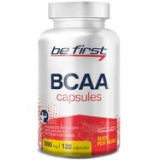 Аминокислоты Be First BCAA Capsules 120caps