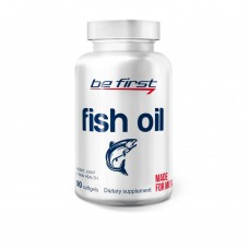 Be First Рыбий жир Fish oil, 90caps