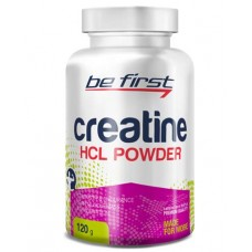 Креатин Be First Creatine HCL Powder, 120гр