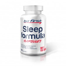 Be First Sleep Formula 60caps