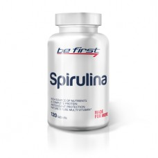 Be First /Spirulina 120tabs