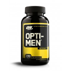 Комплекс витаминов и минералов Optimum Nutrition Opti-Men 240tabs